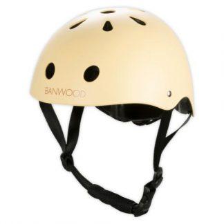banwood classic helm vanilla geel