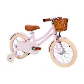 banwood classic roze fiets