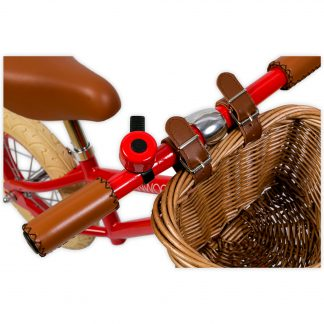 banwood first go rood loopfiets