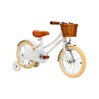 banwood classic wit fiets