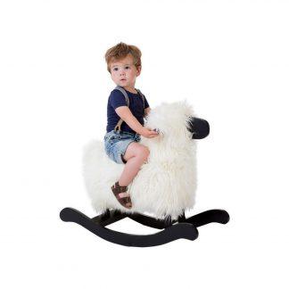 childhome hobbelschaap zwart wit