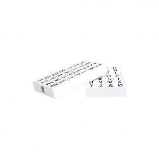design letters houten bouwblokken abc alfabet