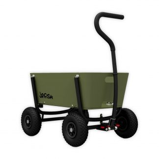 jipfish kids wagon sturdy green