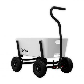 jipfish kids wagon white