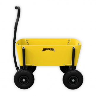 jipfish kids wagon school bus yellow