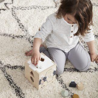 kids concept houten vormenstoof neo