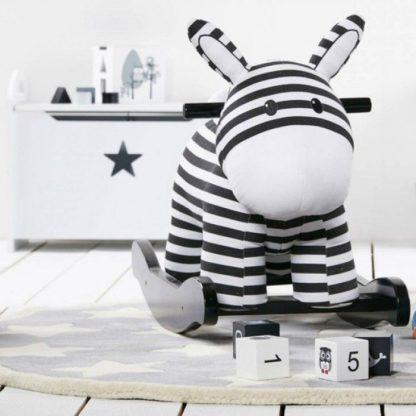 kids concept zebra hobbeldier grey