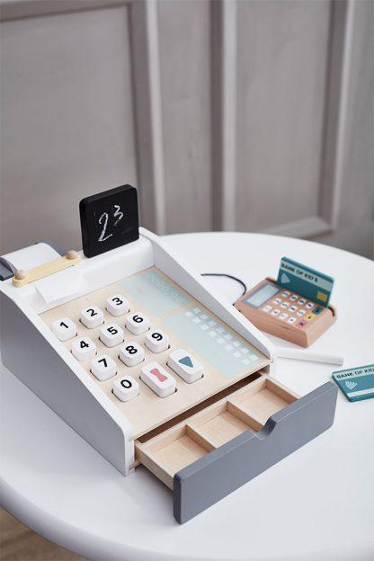 kids concept houten kassa