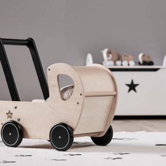 kids concept houten poppenwagen neo