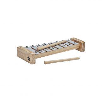 kids concept xylofoon grijs