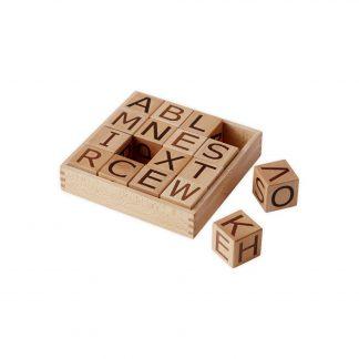 kids concept abc houten bouwblokken