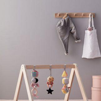 kids concept baby gym figuurtjes edvin