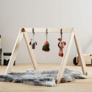 kids concept baby gym figuurtjes neo